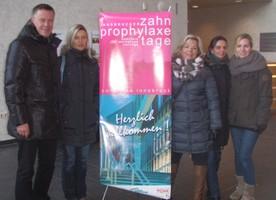 Das Zahanarzt-Team Dr. Josef Neuhauser
